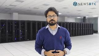 Inside A Cryptocurrency Mining Facility In India Ft HashGains CEO Anuj Bairathi