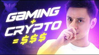 Top Crypto Games 2021 and How to Make Money Playing Blockchain Games