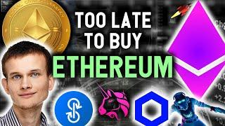 TOO LATE TO INVEST IN ETHEREUM? $87K ETH explained