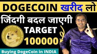 ️ How to buy dogecoin in India   dogecoin app   investing in dogecoin   Best crypto to buy now