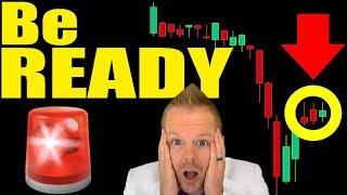 WARNING: BITCOIN JUST FLASHED A DANGEROUS SIGNAL!! (Here's what happened last time!)