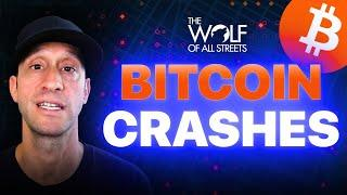 URGENT! BITCOIN & ALTS ARE CRASHING | WHAT'S NEXT?