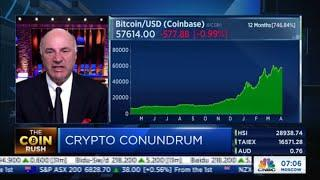 Kevin O'Leary Says He Will Buy 'clean Coin,' Not Bitcoin From China