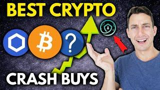 BEST ALTCOINS TO BUY DURING BITCOIN FLASH CRASH   Top Trending Altcoin #SAFEMOON
