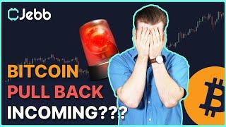 THIS PATTERN SPELLS TROUBLE FOR BITCOIN!!! - WILL THIS RESULT IN A HUGE PULLBACK!