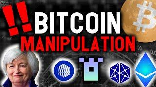 URGENT WARNING: BITCOIN MANIPULATION!!! WHALES WANT TO SHAKE YOU OUT OF YOUR COINS
