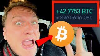 BREAKOUT: I HAVE NEW $9'000'000 BITCOIN LONG TRADES!!!!!!!!!!!!! [btc & eth insane target..]