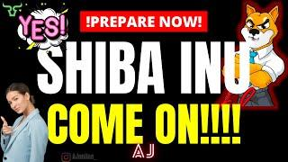 SHIBA INU THE TIME IS NOW!! Thank GOD For What Is About To Happen! (Price Prediction Video)