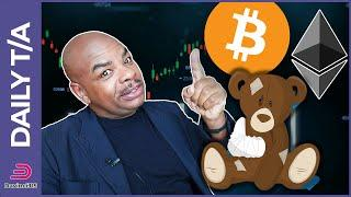 OMG BITCOIN & ETHEREUM WILL REVERSE AND CRUSH THE BEARS!!!!