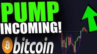BITCOIN PUMP INCOMING! - Is The Dump Over?