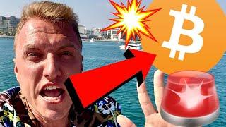 I AM TAKING DRAMATIC ACTIONS ON BITCOIN RIGHT NOW!!!!!!!!! [profit taking here]