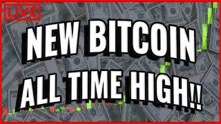 HUGE BITCOIN BREAKOUT! + Will Cardano Become King Of Smart Contracts?! - Coffee N Crypto Live