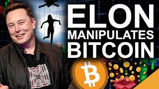 Elon Musk MANIPULATES Bitcoin (Is the Worst of it OVER?)