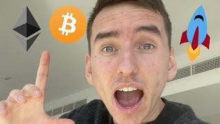 THIS INSANE BITCOIN PATTERN WILL BREAK TODAY!!!!!!! ETHEREUM $2,000 NOW!!!