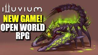 ILLUVIUM - NEW CRYPTO GAME!! PLAY TO EARN OPEN WORLD RPG! BLOCKCHAIN GAME!