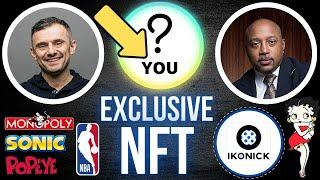 THIS NFT WILL MAKE YOU FAMOUS! (Ikonick CEO Interview)