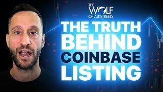 The Truth Behind Coinbase Listing