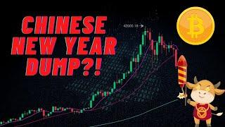 Bitcoin Chinese New Year Dump! Should You Sell In Advance?