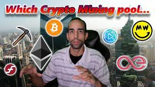 How To Choose The Best Crypto Mining Pool