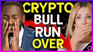 SCARY REALITY Can The Bitcoin Bull Run Be Over