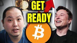 BITCOIN + TESLA!!!! GET READY FOR WHAT'S NEXT!!!