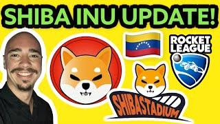 SHIBA INU UPDATE! WHAT IS GOING ON WITH SHIB?