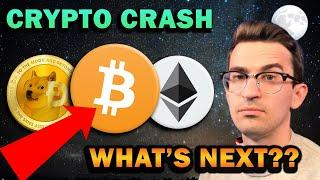 CRYPTO FLASH CRASH - Important Info