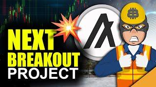 Next BREAKOUT PROJECT (Tech Driven Altcoin To 10x)