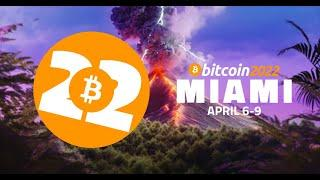 Bitcoin 2022 Conference