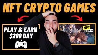 Best NFT Crypto Games You Can Play To Earn