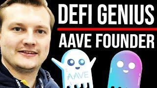 Chatting with Stani Kulechov (AAVE FOUNDER) - Defi Mania, Dangers, Yield Farming, Institutions