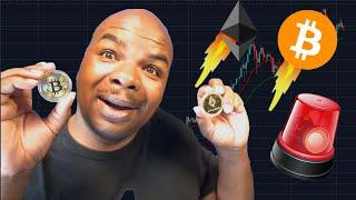 BITCOIN AND ETHEREUM ARE ABOUT TO DO SOMETHING INCREDIBLE!!!