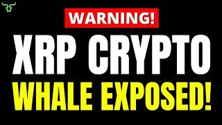 Ripple XRP CRYPTO WHALE EXPOSED!!! WHAT THEY AREN'T TELLING YOU! | Mark Cuban