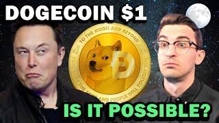 DOGECOIN $1 COMING??? Elon Musk, Gene Simmons, Snoop Dogg Pump DOGE