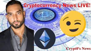 LIVE!! Cryptocurrency News - Bitcoin, Ethereum, & Much More Crypto Content (May 18th, 2021)