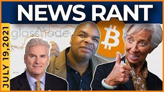 GOVERNMENTS AND CENTRAL BANKS FIGHT FOR CONTROL OVER CRYPTO!!!