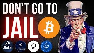 ️ Crypto Tax Alert: IRS Going After US Citizens (Protect Yourself)
