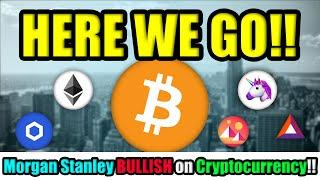 Morgan Stanley JUST Released the Cryptocurrency Bulls March 2021! Grayscale Adds 5 NEW Altcoins!