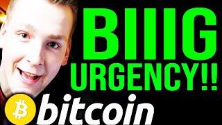 URGENT!!! BITCOIN RALLY WILL SHOCK EVERYONE TODAY!!!! [TIME SENSITIVE] Altcoins about to moon....