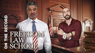 On The Record w/ Paymon of Freedom Law School (Are Taxes Legal?)