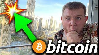 BITCOIN!!!!!! YOU CAN'T AFFORD TO MISS THIS ON CHAIN DATA!!!! [massive move coming]