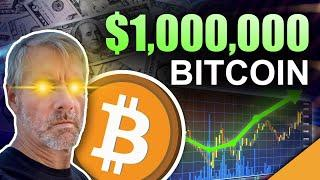 $1 Million Dollar Bitcoin (Top Trading Expert Says It's Possible)