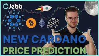 My Cardano Price Prediction Will Shock You! - This Is Where Cardano Goes Next!
