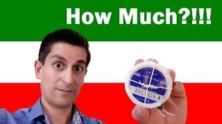 You Won't Believe How Much I Paid for REAL Caviar in Iran
