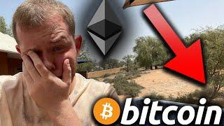 URGENT MESSAGE FOR ALL BITCOIN AND ETHEREUM HOLDERS RIGHT NOW!!!!!!!!