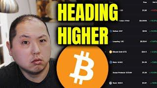 BITCOIN HEADS HIGHER | A LOOK AT CMC PAGE 2 ALTCOINS