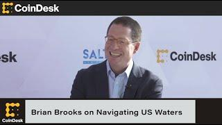 Brian Brooks: 'My View About Navigating the US Waters Is a Little Bit Different From CZ's'