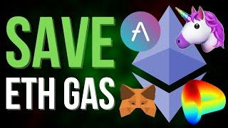 INSANE ETHEREUM GAS FEES!! TIPS TO SAVE MONEY AND PREVENT SLIPPAGE