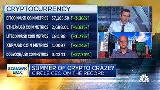 Circle CEO Jeremy Allaire on stablecoins, bitcoin's outlook and more