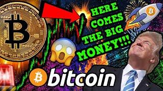 BITCOIN WINDING UP!!!!! TRUMP CRYPTO FRIENDLY COMPTROLLER! ARE YOU READY?